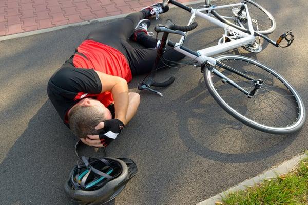 bike head injury